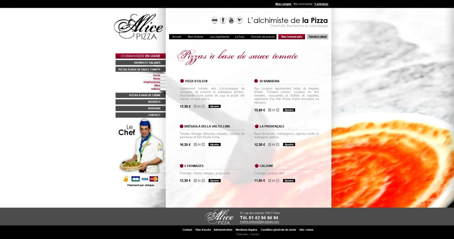 Réalisation site ecommerce Lyon