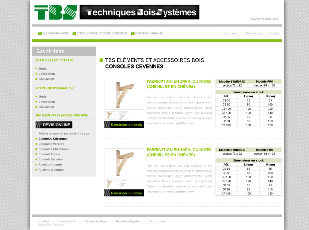 Creation site web Lyon