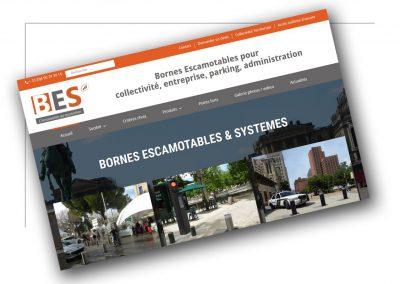 Création de site web Rhône Alpes -BES