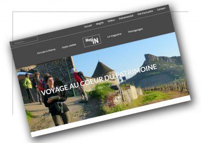 Production de sites marchand Lyon - Magin