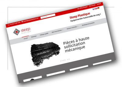 Steep Plastique