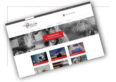 Production de site vitrine Rhône Alpes