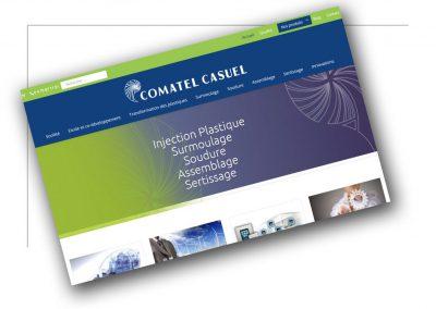 Développement de site web Rhône Alpes
