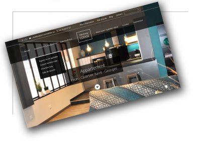 Production de site de vente Rhône Alpes