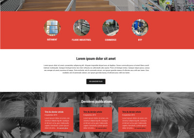 Développement de sites web chambéry