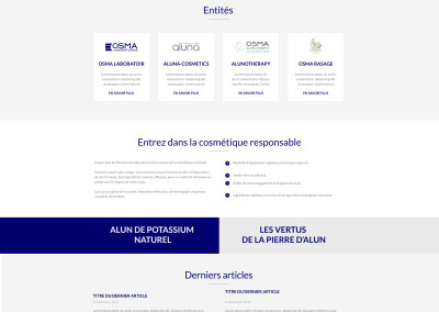 Réalisation de site web Chambéry