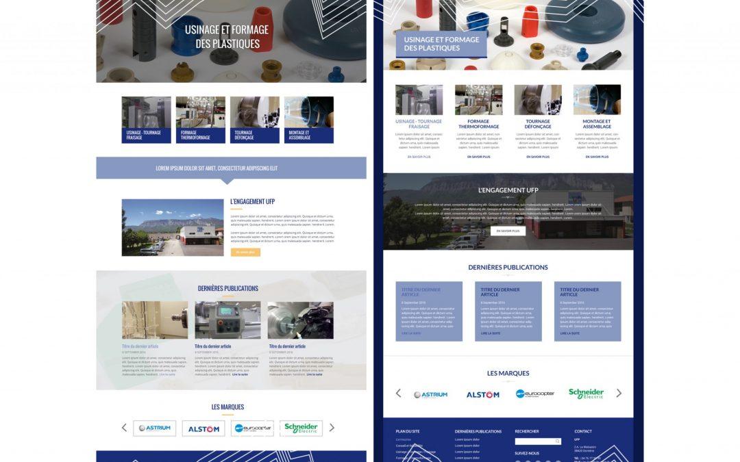 Réalisation de site web Lyon