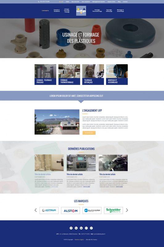 Développement de sites internet Lyon