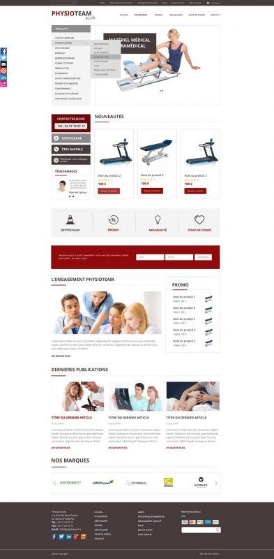 Developpement de sites web Lyon