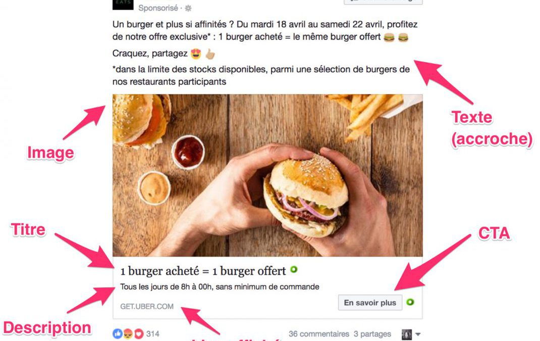 45235808087 Les meilleurs astuces pour créer une Pub Facebook - Création de site ...