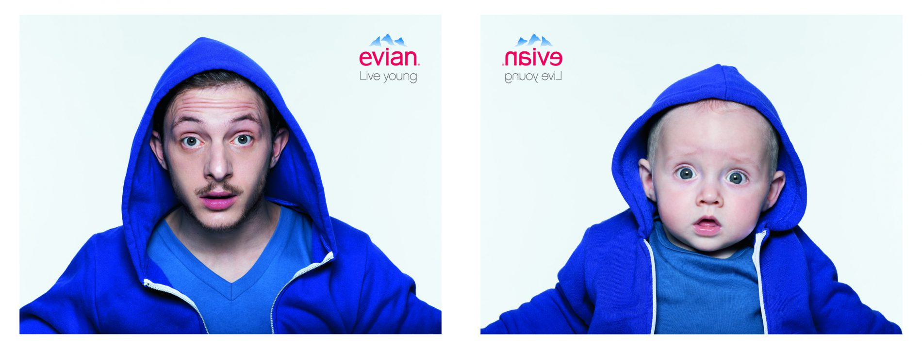 XXL Factory Marketing viral Evian