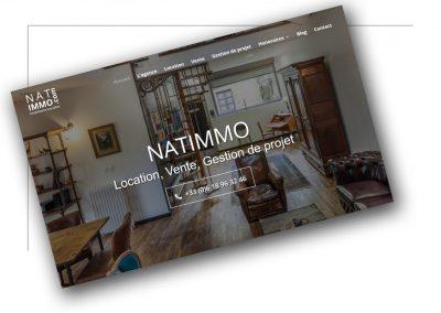 Conception de site internet Lyon