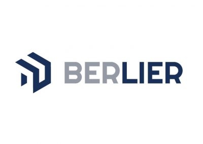 Création logo Rhône Alpes - Berlier