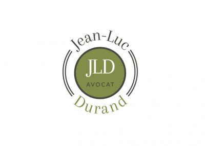 Réalisation identité graphique Rhône Alpes - Jean-Luc Durand