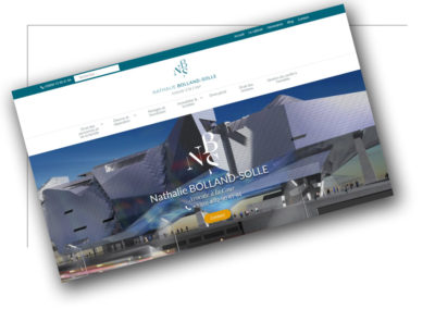 Création de site web Grenoble