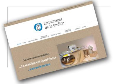 Développement de site web Grenoble