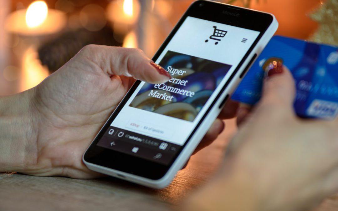 L'achat en ligne, toujours en hausse, surtout dans l'alimentaire !