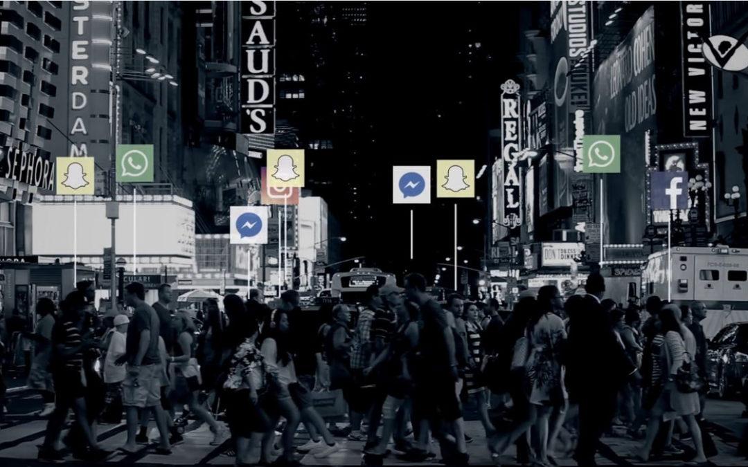 La pub sur les réseaux sociaux : un enjeu majeur pour les marques