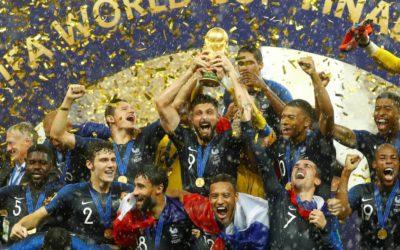 Les retombées digitales de la Coupe du Monde 2018