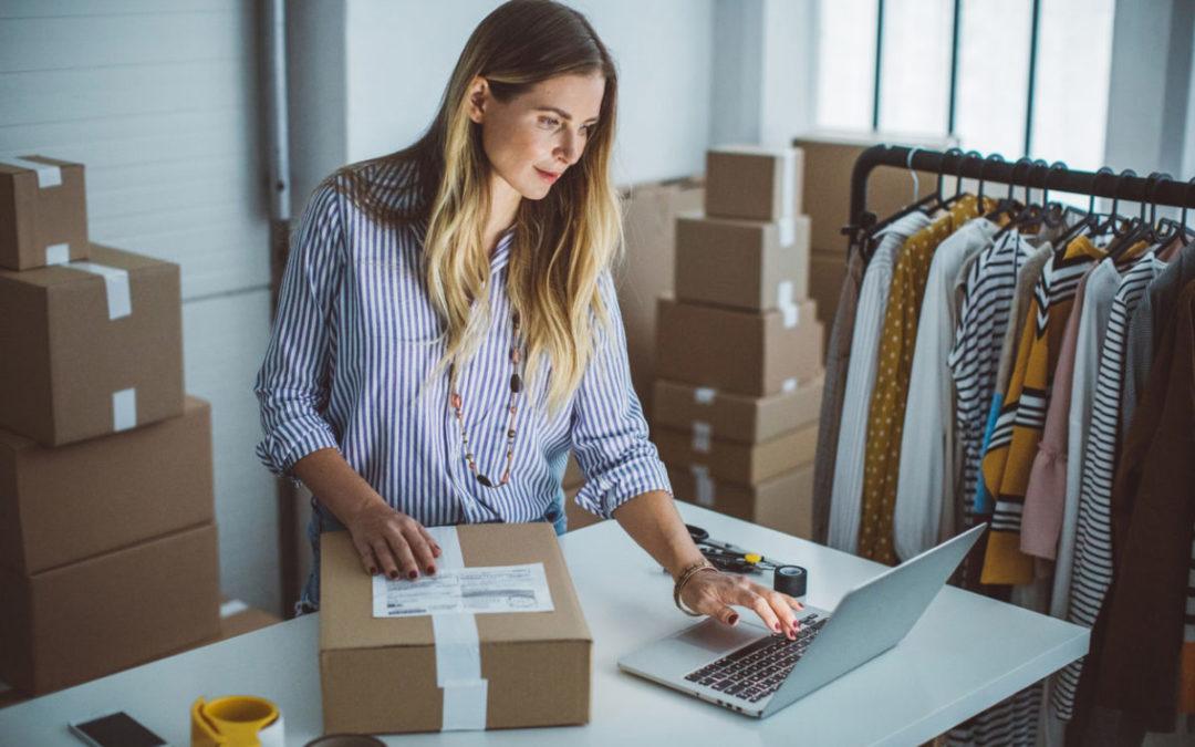 Les sites e-commerces sont rentables à 83%