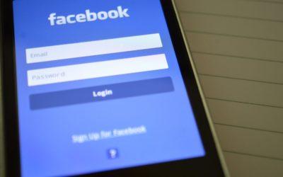 Facebook : Un scandale de plus concernant vos mots de passe